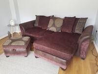 DFS - 4 Seater Sofa