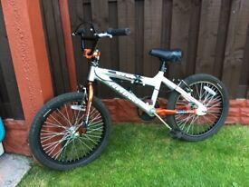 """Boys 20"""" bike bmx like new can deliver for a small charge"""