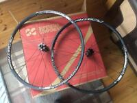 Wheelset. Superstar Components with Alex rims