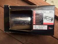 sport exhaust tip 48-60mm