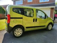 2013 Peugeot BIPPER TEPEE, 1248cc HDI, Auto, Low miles, Excellent condition throughout