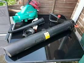 Bosch leaf blower/vacumn