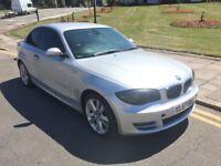 57 REG BMW 120D COUPE AUTO DIESEL AUTOMATIC 1 SERIES NOT 118D 116I 318D 320D 325D GOLF FOCUS ASTRA