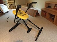 Gold Gym Ab Machine
