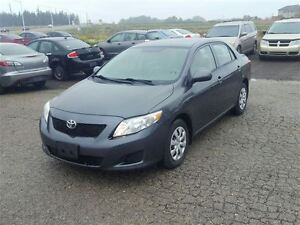 2009 Toyota Corolla CE - FREE NEW WINTER TIRE PACKAGE