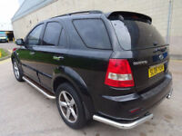 KIA SORENTO 2.5 XS CRDI 5d 139 BHP 2 PREVIOUS KEEPERS ++ SUNROOF++ FULL SERVICE HISTORY 10 STAMPS