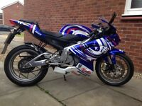 April rs125 rs 125 New Shape 2 stroke Full Power Bike Is In Mint Condition