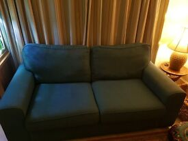 Sofa 3 Seater Teal