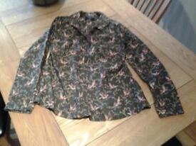 barbour blouse