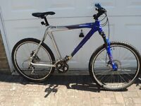 Nearly new Claude Butler Alpina Mountain Bike