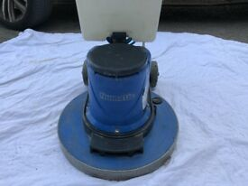 "Numatic 17"" rotary machine. Good condition"