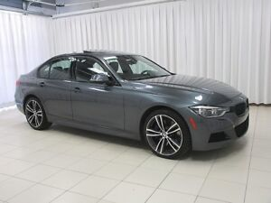 2016 BMW 3 Series 340i x-DRIVE M PERFORMANCE PACKAGE w/ LEATHER