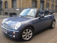 MINI COOPER 1.6 CONVERTIBLE 2005 CABRIOLET **** £1950 ONLY **** 5 DOOR HATCHBACK