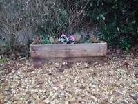 Troughs for Plants and Flowers