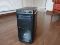 Gaming PC - AMD CPU 4 Core 4 Thread, 16Gb memory, SSD