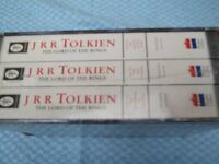 Tolkein – Lord of the Rings Box Set NEW