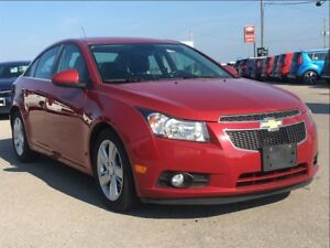 2014 Chevrolet Cruze Diesel|Sunroof|Leather|Remote Start|Heated