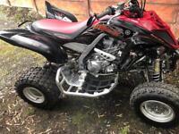 Yamaha raptor 700r special edition 700cc atv quad