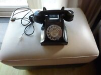 Old Bakelite Telephone £65