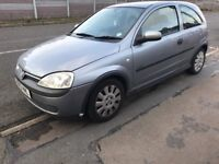 Vauxhall Corsa 1.0 Petrol, Manual, 3 Door, 80k Miles Open To Offers