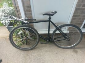 Bicycle spares and repairs