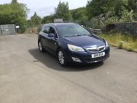 VAUXHALL ASTRA CDTI 1.7 FSH 1 OWNER FROM NEW. £1695