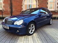 2007 Mercedes-Benz C Class 1.8 C180 Kompressor Avantgarde SE automatic++ Showroom Condition