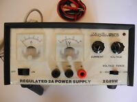 MAPLIN PRECISION POWER SUPPLY