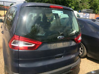 FORD GALAXY 2010 REAR END FOR SALE CALL FOR ANY PARTS THANKS