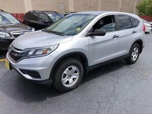 2015 Honda CR-V LX, Automatic, Heated Seats, Bluetooth, AWD