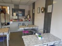 cafe business lease for sale