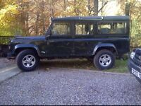 land rover defender wanted, any age, mileage & condition (300tdi, td5, tdci) diesel