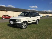 Range Rover P38 4.6 Great Condition for age completely mechanicaly sound owned 12 years