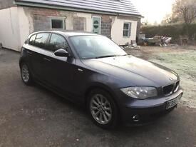 BMW 1 series - 2006 2lr Diesel - Perfect condition