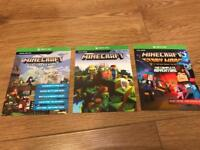Brand new unused Minecraft for Xbox one original+story mode complete adventure+ explorers pack