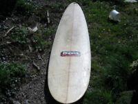 CUSTOM SURFBOARD