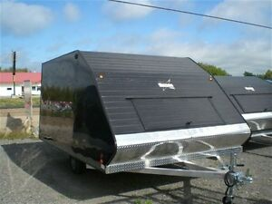 2017 Mission Trailers 12' SLED/ATV CROSSOVER