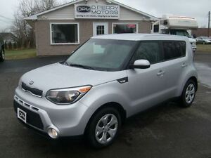 2014 Kia Soul LX Automatic Air PW PL Remote Entry