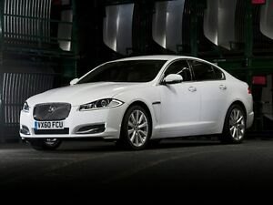 2014 Jaguar XF I4 TURBO, INCOMING VEHICLE
