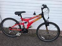 Children's universal mountain bike