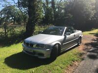 BMW 330CI Msport 2002 low mileage