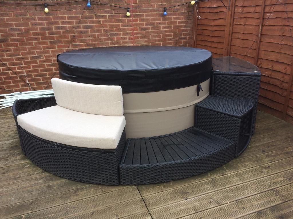 Hot Tub Furniture - Furniture Designs