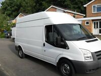 MAN WITH A VAN SERVICE GARDEN WASTE HOUSE CLEARENCES DELIVERIES OR COLLECTION FREE QUOTES