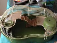 Hamster cage from the range
