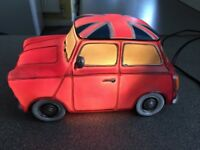 Lamp for sale British Minnie car in new condition