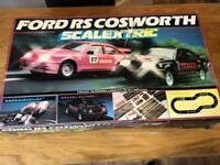 Scalextric Ford RS Cosworth 1980's original set