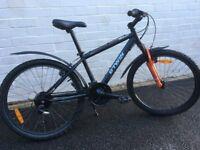 Boys MTB Bicycle 24 inch BTwin Rockrider 700