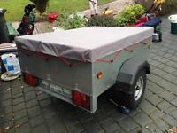 Caddy 535 trailer - SOLD