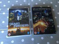 Transformers - 2 DVD Film Bundle