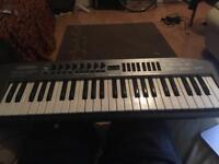 Edirol PCR-M50 midi keyboard repairs